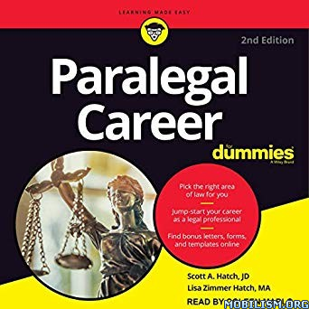 Paralegal Career For Dummies by Scott A. Hatch +