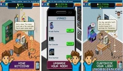 Bitcoin Billionaire v4.0 [Mod Money] Apk