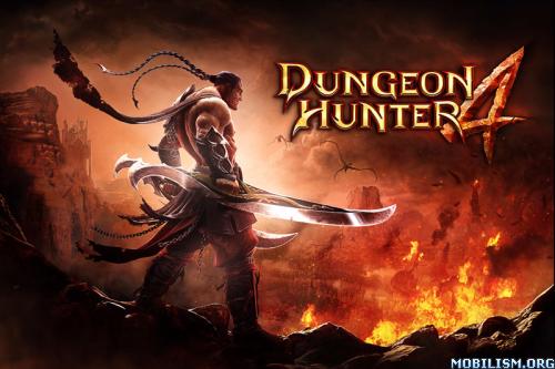Dungeon Hunter 4 v2.0.0f (Mega Mod) Apk