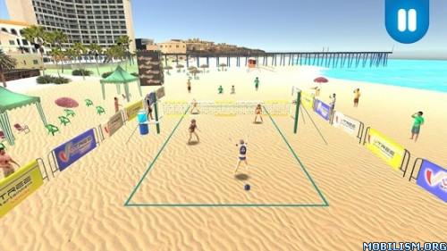 Beach Volleyball 2016 v1.2.2 Apk