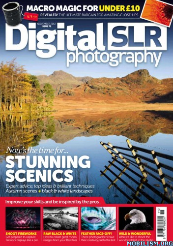 Magazines • Digital SLR Photography – November 2012 (.PDF)