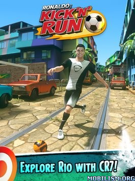 Cristiano Ronaldo: Kick'n'Run v1.0.15 (Mod Money) Apk