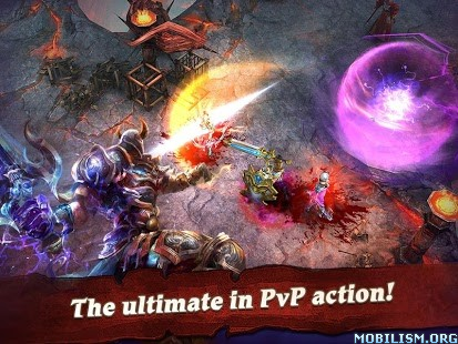 Clash for Dawn: Guild War v1.4.6 (Mod) Apk