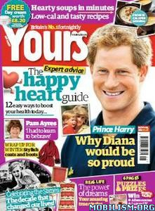 Download ebook Yours UK - Issue 256 2016 (.PDF)