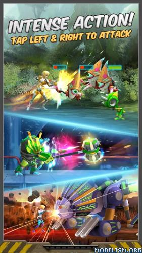 Chrono Strike v1.0.1 [Mod] Apk