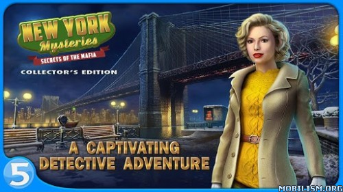New York Mysteries (Full) v1.0.25 Apk