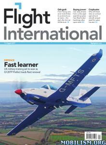 Download ebook Flight International - 1 - 7 August 2017 (.PDF)
