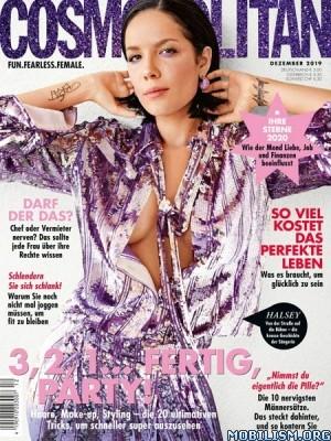 Cosmopolitan Germany – Dezember 2019 [GER]
