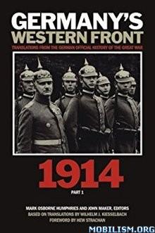 Download ebook Germany's Western Front by Mark Osborne Humphries (.ePUB)