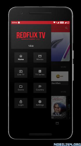 RedFlix TV MOD APK 1