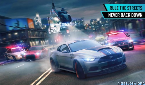 Need for Speed: No Limits v1.5.3 + Mod Apk