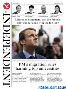 Download The Independent - 25 April 2017 (.PDF)