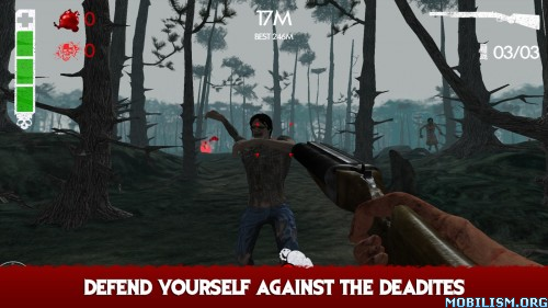 Evil Dead: Endless Nightmare v1.2 [Mod Money]