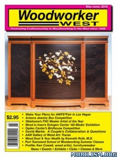 Woodworker West – May/June 2019
