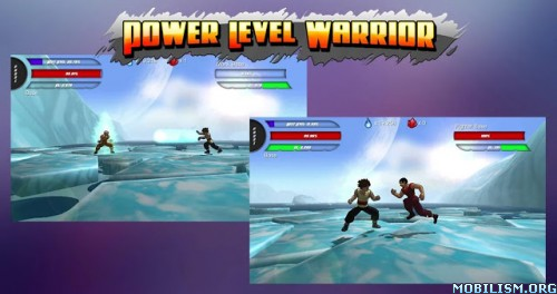 Power Level Warrior v1.1.0c [Mod Money/Stat]