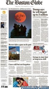 Download ebook The Boston Globe - November 14, 2016 (.PDF)