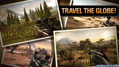 DEER HUNTER 2014 v2.11.2 (Unlimited Money/Glu & More) Apk
