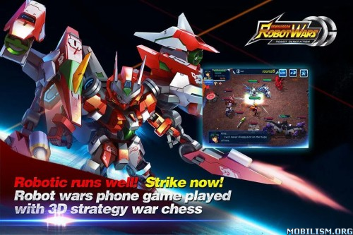 Demogorgon Robot Wars v1.2.1 [Mod] Apk