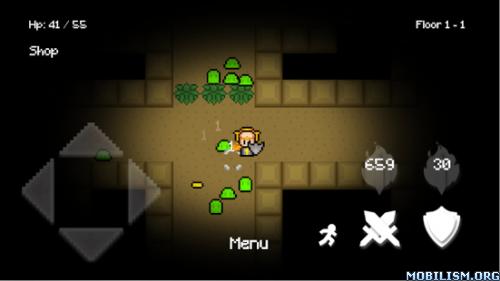Super Bit Adventure v1.5 (Mod Money) Apk