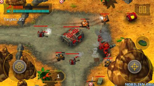 Steel Mayhem: the second war v1.0.0 (Mod Money) Apk