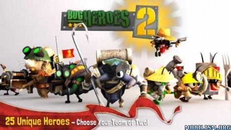 Bug Heroes 2 v1.00.10.1~4 + [Mod] Apk