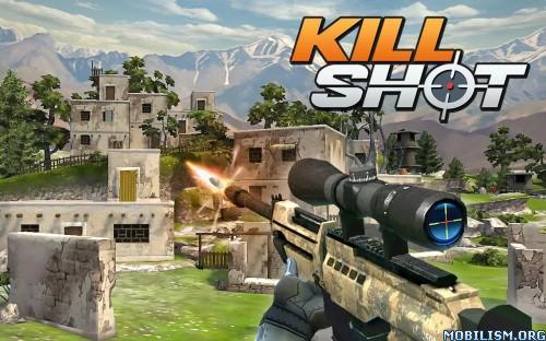 Kill Shot v3.4 [Mod Ammo/No Reload] Apk