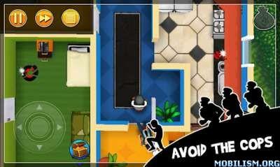 Robbery Bob v1.9.0 [Unlimited Money/Unlocked] Apk