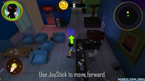 Haunted Hotel Shadow Escape 3D v1.2 Mod Money Cracked Apk