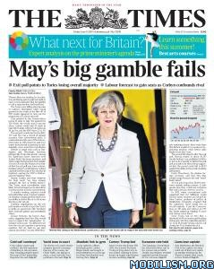 Download ebook The Times - 9 June 2017 (.PDF)