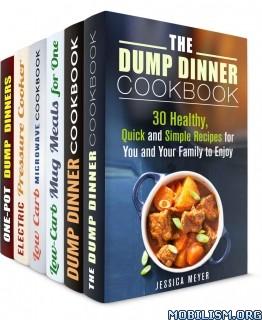 Download ebook Dump & No-Stress Meals BoxSet by Jessica Meyer et al (.ePUB)