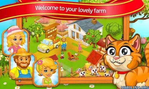 Farm Town: lovely pet on farm v1.1.16 [Mod] Apk