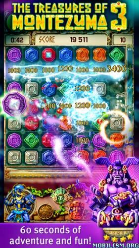 Trivia/Puzzle • The Treasures of Montezuma 3 v1.1.0 (Premium Edition)