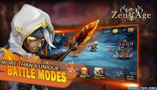 Zeus Age v1.5.6 [Mods] Apk