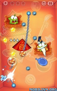 Cut the Rope: Time Travel v1.4.9 (Mod Hints/Power) Apk