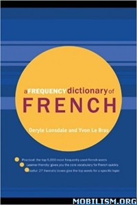 Download ebook A Frequency Dictionary of French by Deryle Lonsdale (.ePUB)