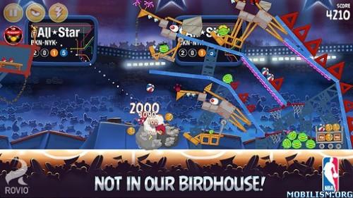 Angry Birds Seasons v6.0.0 (Unlimited Items/Unlock) Apk