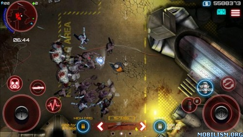 SAS: Zombie Assault 4 v1.6.3 (Mod Money/Revive/Unlock) Apk