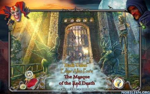 Dark Tales 5: The Red Mask v1.5 Apk