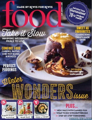 Download ebook Food New Zealand - July - August 2017 (.PDF)