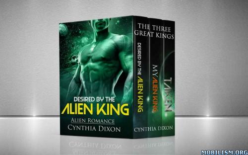 Download ebook The Three Great Kings Bundle by Cynthia Dixon (.MOBI)