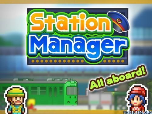 Station Manager v1.2.3 + (Mod) Apk