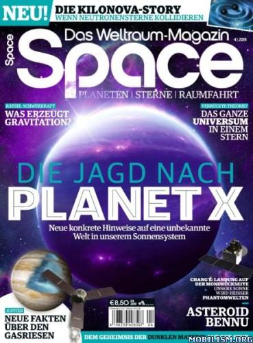 Space Germany – Nr. 4 2019 [GER]