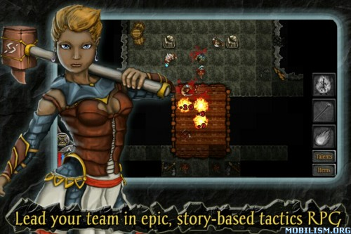 Heroes of Steel Elite v4.1.35 Apk