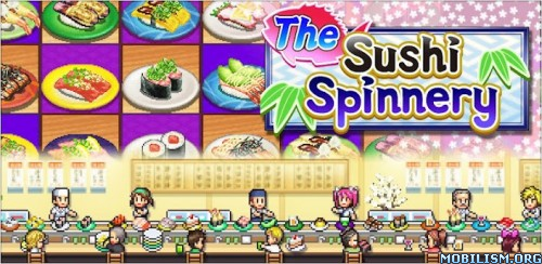 The Sushi Spinnery v2.2.1 Apk