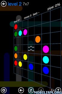 Flow Free: Bridges v2.7 (Mod Hints/Unlocked) Apk