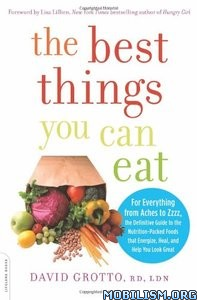 eBook Releases • The Best Things You Can Eat by David Grotto (.ePUB) (.MOBI)