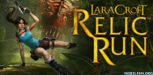Lara Croft: Relic Run v1.8.88 (Mod Money) Apk