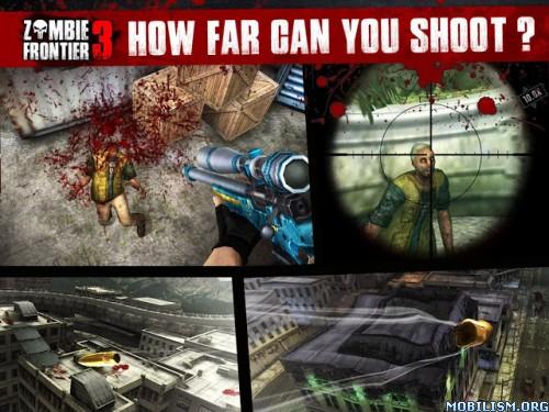 Zombie Frontier 3 v1.33 (Mod Money/Ammo/Ad-Free) Apk