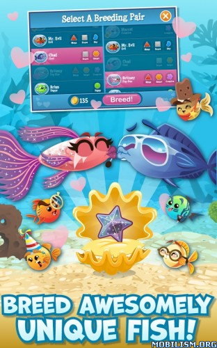 Fish With Attitude v1.0.39 [Mod Coins/Pearls] Apk