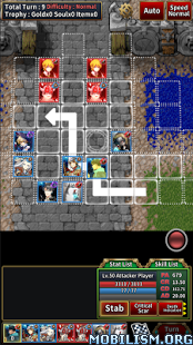 The First Tactics v0.961 Apk
